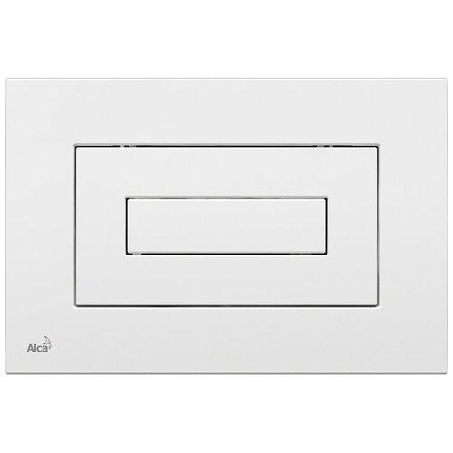 Кнопка смыва AlcaPLAST M470 белый кнопка смыва alcaplast m1732 xром мат
