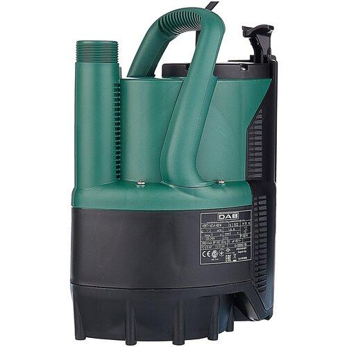 Фото - Дренажный насос для чистой воды DAB VERTY NOVA 400 M (550 Вт) дренажный насос для чистой воды dab nova 180 m a sv 200 вт