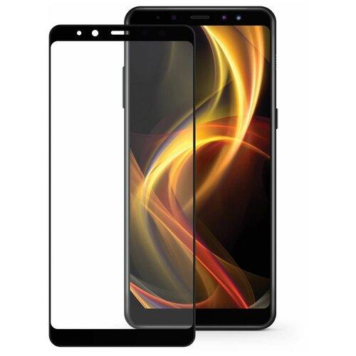 Защитное стекло Mobius 3D Full Cover Premium Tempered Glass для Samsung Galaxy A6 Plus 2018 черный защитное стекло mobius 3d full cover premium tempered glass для samsung galaxy a6 2018 черный