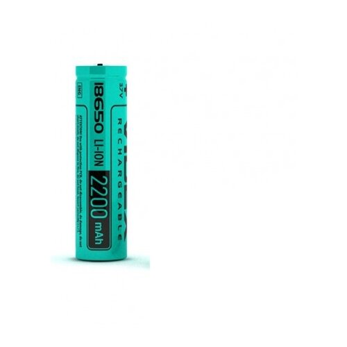 Фото - Аккумулятор Videx 18650 2200 mAh VID-18650-2.2-NP аккумулятор незащищенный sanyo ncr18650bf 18650 3400мач 3 7в