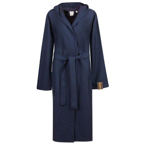 Фото - Мужской халат с капюшоном Sofi de Marko Марвин (синий) XL халат женский sofi de marko венера s синий