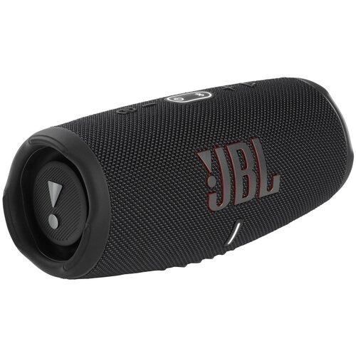 Портативная акустика JBL Charge 5, 40 Вт, черный