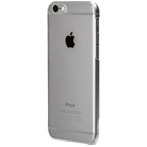 Фото - Чехол-накладка uBear Soft Tone для Apple iPhone 6/ iPhone 6s прозрачный чехол накладка ubear soft tone для apple iphone 6 iphone 6s прозрачный