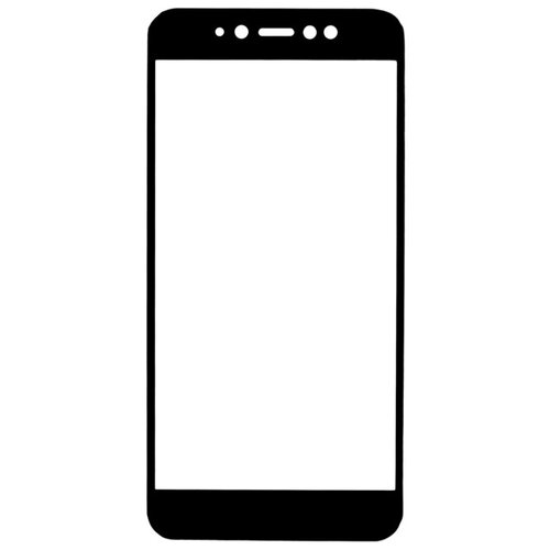 Защитное стекло Gosso FULL SCREEN для Xiaomi Redmi Note 5A Prime черный