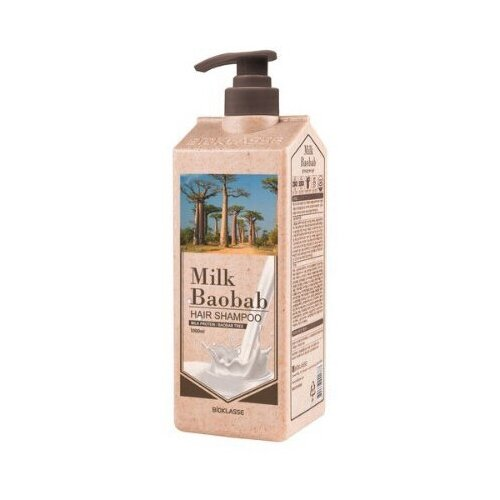 Купить MilkBaobab OWS Шампунь MilkBaobab Original Shampoo White Soap (1000 мл), Milk Baobab