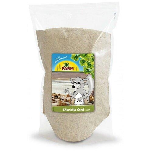 Jr farm, песок для шиншилл, 1кг