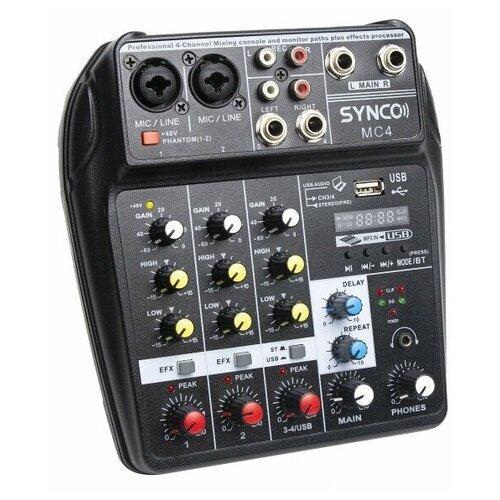 набор ручного инструмента lsd brand mc3 mc4 2 5 6 0mm2 mc4 mc3 a k2546b Synco MC4 Микшер компактный