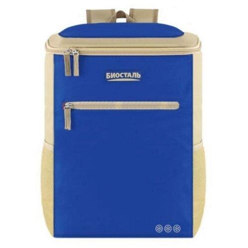 Фото - Рюкзак-холодильник BIOSTAL TR-20B кемпинг цвет альпийский синий 20 л сумка холодильник biostal tcp 20b