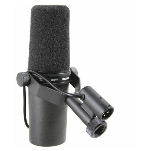 Shure SM7B Микрофон студийный микрофон shure sm7b