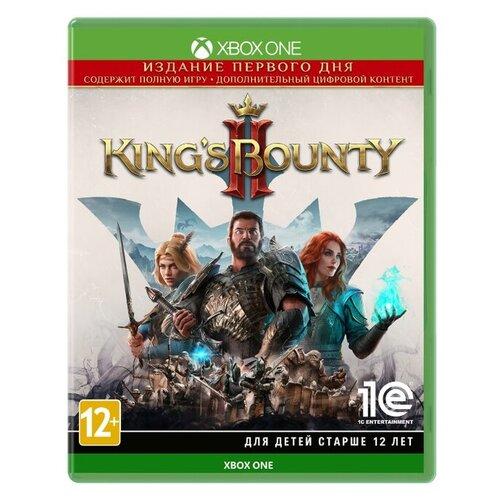 Игра для Xbox: King's Bounty II Издание первого дня (Xbox One / Series X)