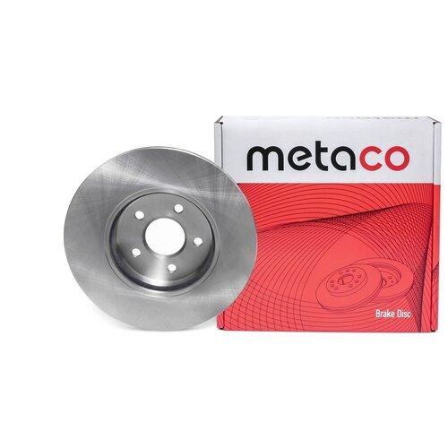 Диск тормозной передний вентилируемый Metaco 3050-073