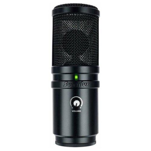 Superlux E205UMKII Студийный конденсаторный USB микрофон