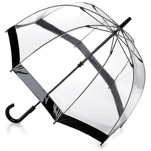 Трость Механика Зонт Fulton цвет Чёрный размер