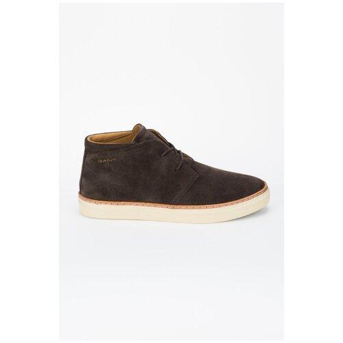 Ботинки дезерты GANT , размер 41 , коричневый