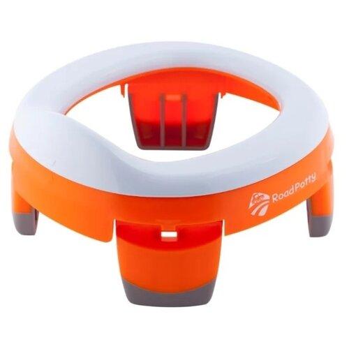 ROXY-KIDS горшок дорожный RoadPotty HP-245 оранжевый