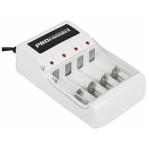 Зарядное устройство PC-05 для аккумуляторов типа АА/ААА PROconnect, цена за 1 шт
