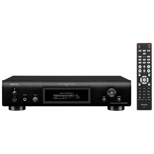 Фото - Сетевой аудиоплеер Denon DNP-800NE, черный сетевой аудиоплеер audiolab 6000n play silver