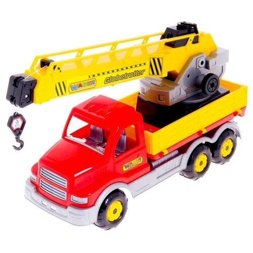 Полесье Автомобиль-кран «Сталкер», с поворотной платформой