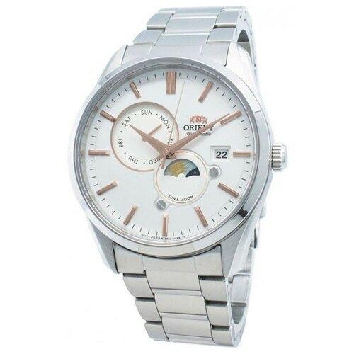 Часы Orient RA-AK0301S10B мужские часы orient ra ab0027n1