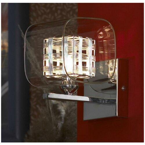 Бра Lussole SORSO GRLSC-8001-01 1x5Вт G9 бра lussole sorso grlsc 8001 01