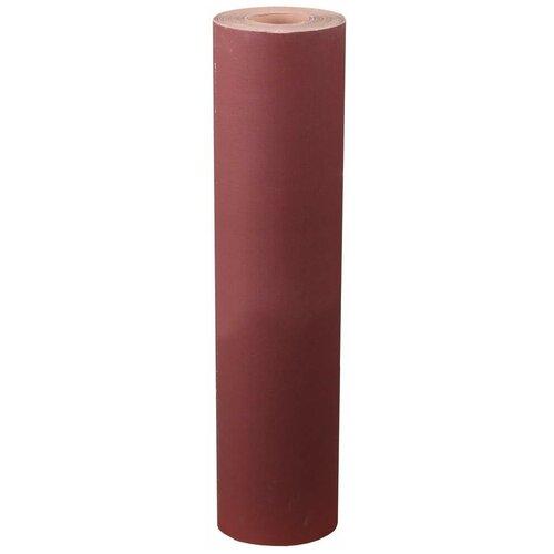 БАЗ Шлиф-шкурка водостойкая на тканевой основе в рулоне № 4, 800мм*30м