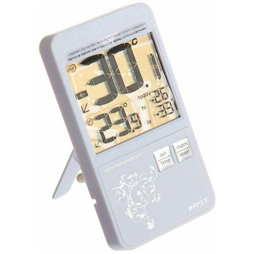 Термометр RST 02151 RST белый корпус