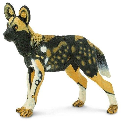 Фигурка Safari Ltd Гиеновидная собака 239729 фигурка safari ltd курица 160229