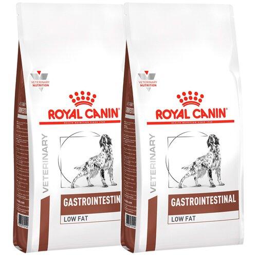 Сухой корм для собак Royal Canin Gastro Intestinal LF22, при болезнях ЖКТ 2 шт. х 12 кг