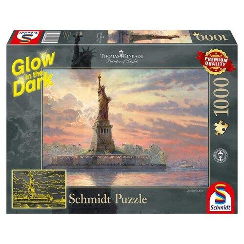 Пазл Schmidt Статуя Свободы (59498), 1000 дет. пазл schmidt все для кухни 58141 1000 дет