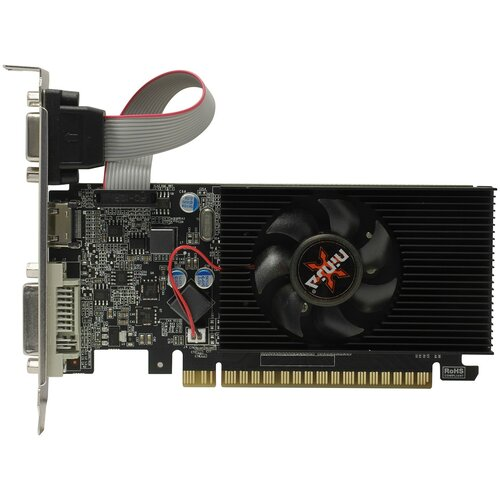 Видеокарта Sinotex Ninja GeForce GT 610 2GB (NK61NP023F), Retail