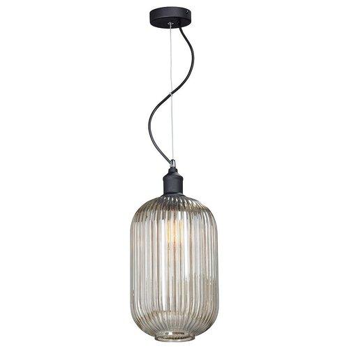 Фото - Светильник Vitaluce V4842-1/1S, E27, 40 Вт, кол-во ламп: 1 шт., цвет арматуры: черный светильник vitaluce v4849 1 1s e27 40 вт