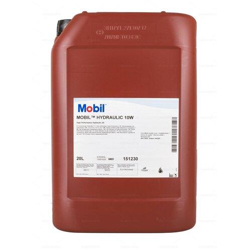 Гидравлическое масло MOBIL HYDRAULIC 10W 20 л