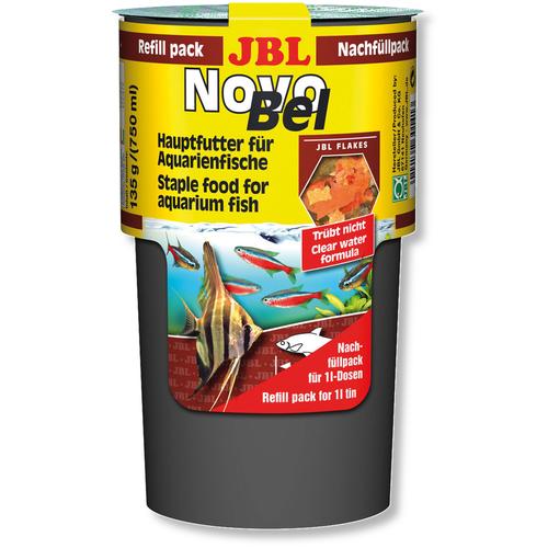Сухой корм для рыб JBL NovoBel 135 г