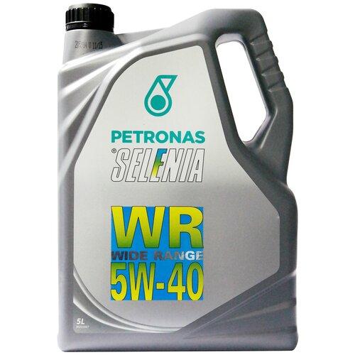 Синтетическое моторное масло Selenia WR 5W-40, 5 л