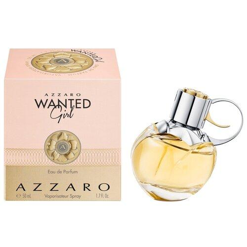 Фото - Парфюмерная вода Azzaro Wanted Girl, 50 мл wanted парфюмерная вода 30мл