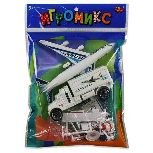 Игровой набор ABtoys Игромикс - Аэропорт M6412 игровой набор abtoys игромикс