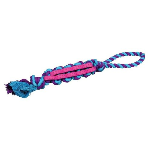 Канат для собак TRIXIE узлы на верёвке (33192)