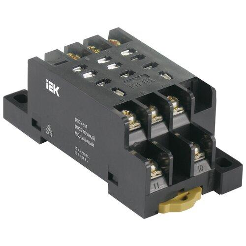 Цоколь для реле IEK RRP20D-RRM-4