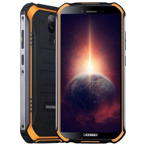 Смартфон DOOGEE S40 Pro 32GB оранжевый