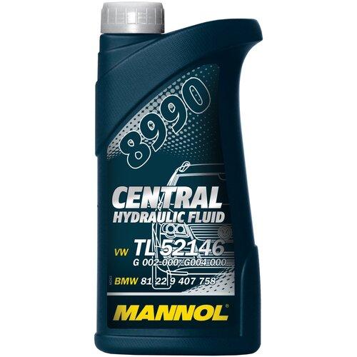 Жидкость ГУР Mannol 8990 CHF 0.5 л