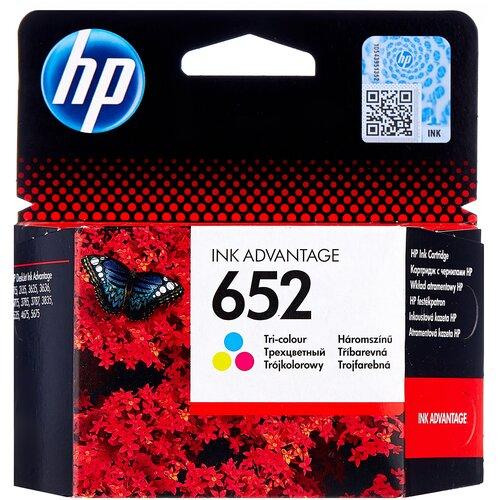 Фото - Картридж HP F6V24AE картридж hp 652 f6v24ae tri color