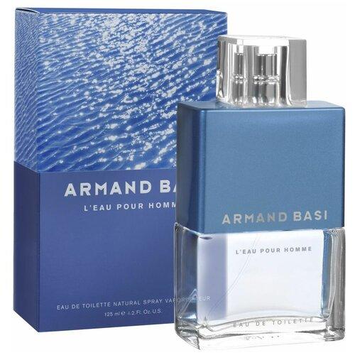 Купить Туалетная вода Armand Basi L'Eau pour Homme, 75 мл