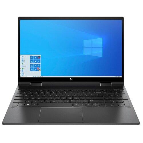 "Ноутбук HP Envy x360 15-ee0015ur (AMD Ryzen 7 4700U 2000MHz/15.6""/1920x1080/16GB/1024GB SSD/AMD Radeon Graphics/Windows 10 Home) 2X0J7EA темно-серый"