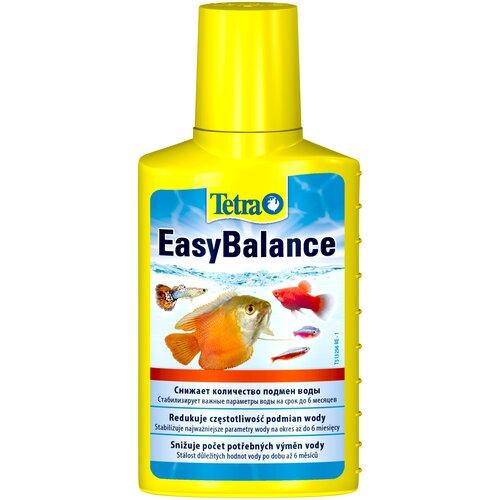 Фото - Tetra EasyBalance средство для профилактики и очищения аквариумной воды, 100 мл кондиционер для аквариумной воды aquacons антихлор 50 мл