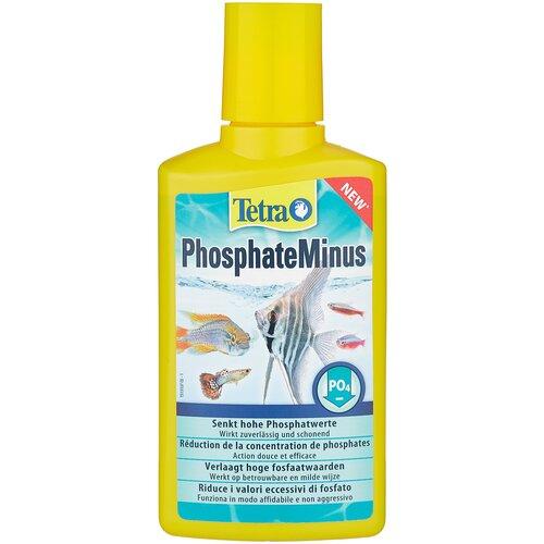 Фото - Tetra PhosphateMinus средство для профилактики и очищения аквариумной воды, 250 мл кондиционер для аквариумной воды aquacons антихлор 50 мл