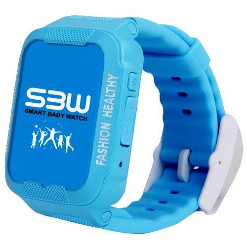 Детские умные часы Smart Baby Watch SBW KID , голубой часы smart baby watch q80 голубой