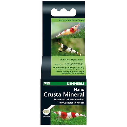 Витамины и добавки для ракообразных Dennerle Nano Crusta Mineral, 35 г