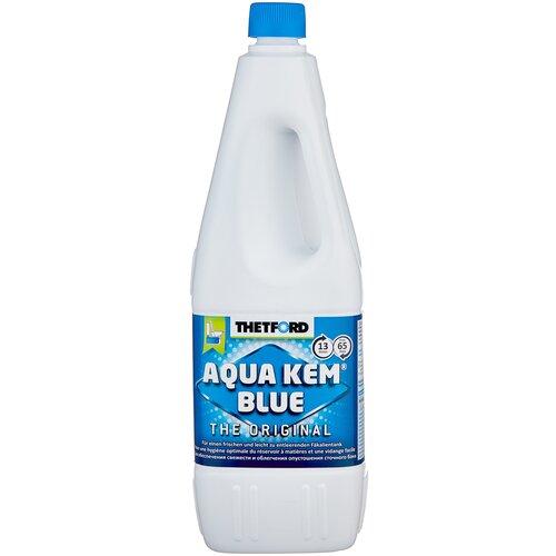 Фото - Thetford Жидкость Aqua Kem Blue 2 л расщепитель для нижнего бака thetford aqua kem blue weekender