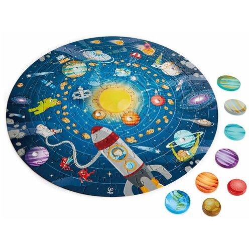 Пазл Hape Солнечная система (E1625)