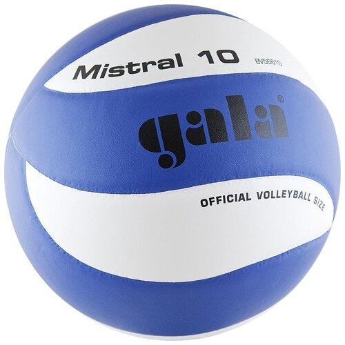 Мяч волейбольный GALA Mistral 10 5р. BV5661S